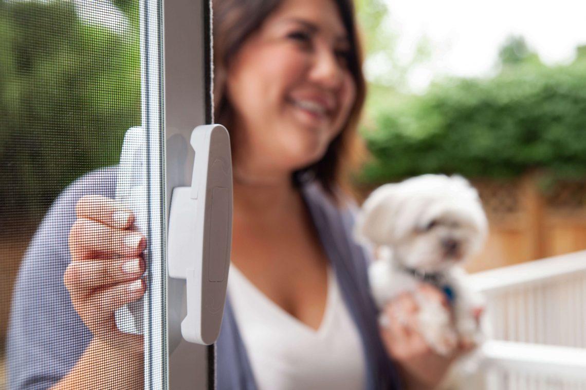 Door handle touchpoint