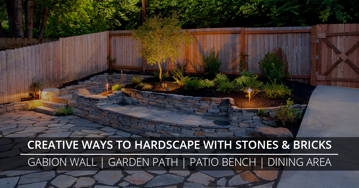 Creative Ways To Beautify Your Property With Landscaping Stones