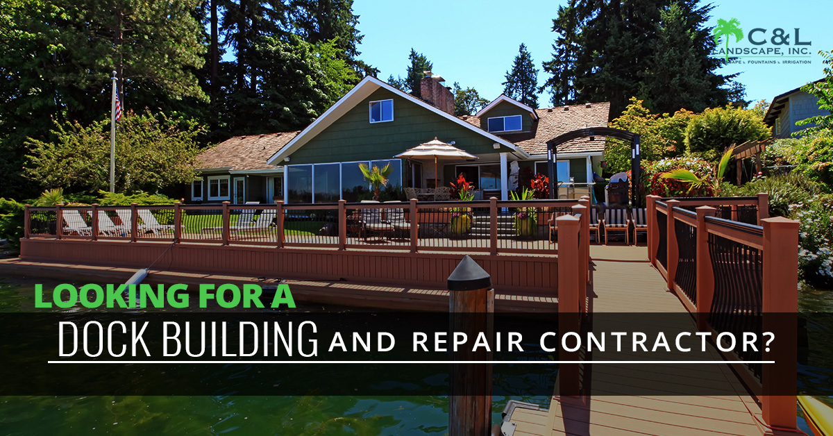 Dock Building and Repair Contractor