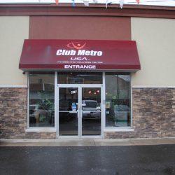Club Metro Entrance