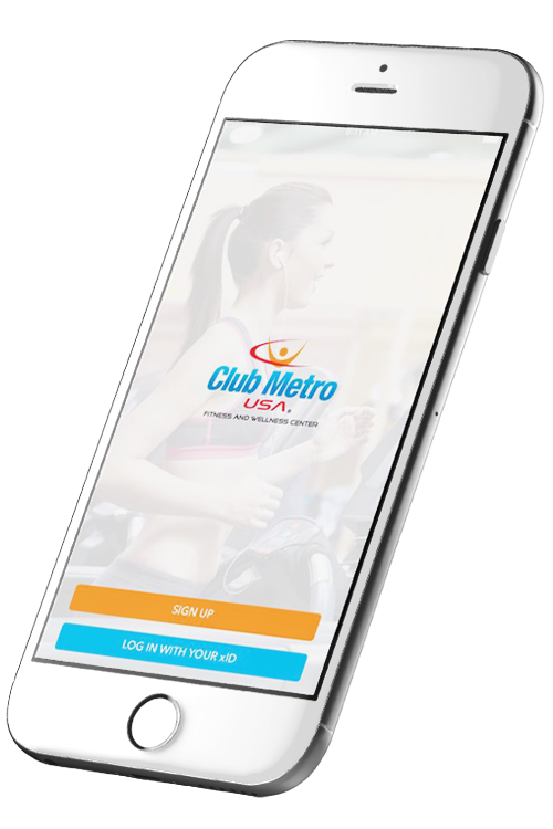 Club Metro App image