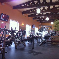 Club Metro USA exercise equipment