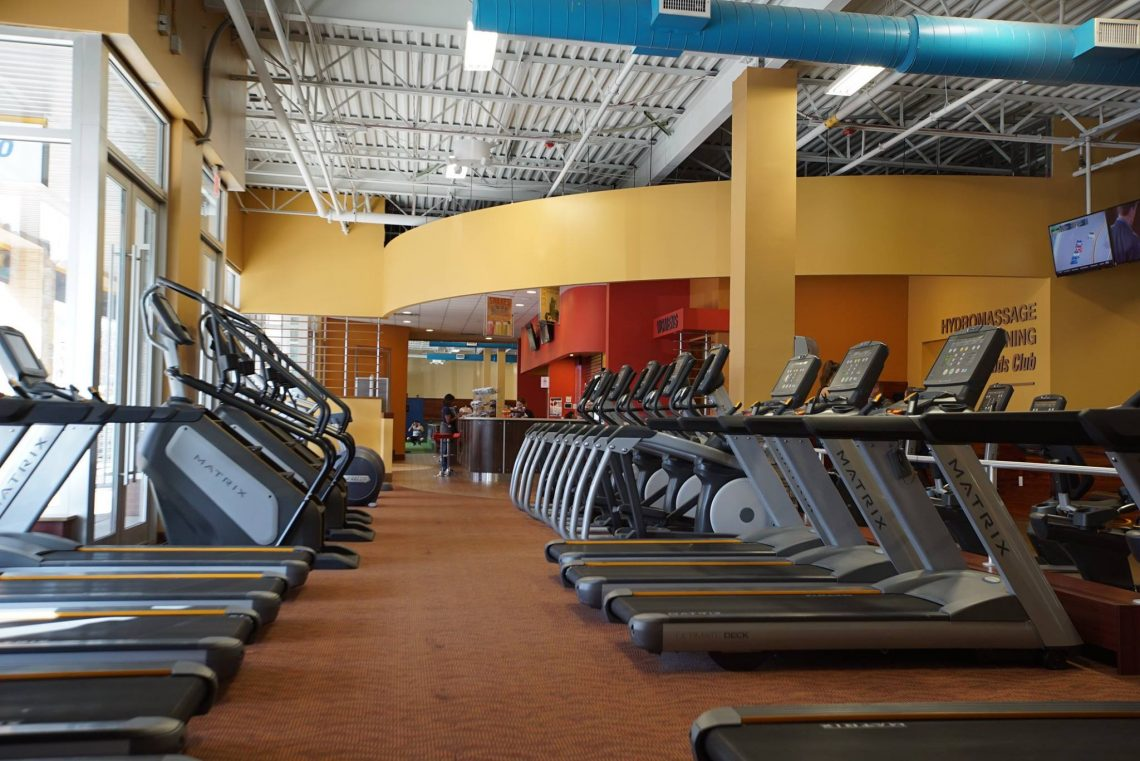 Fitness center paterson explore strength training yoga and more