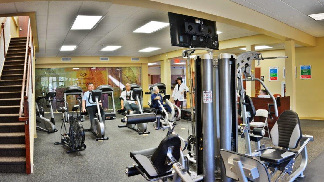 Cardio Metabolic Institute Gym