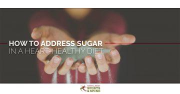 Addressing Sugar in a Heart-Healthy Diet