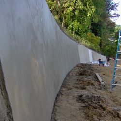 Engineered retaining walls by CMI Solutions