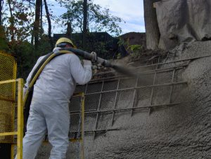 Shotcrete from CMI Structural solutions