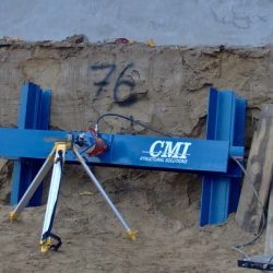 No matter what type of geotechnical testing you need CMI Solutions can help.