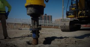 Helical Piles from CMI Structural