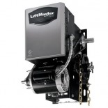 Elite LiftMaster garage door system with chain