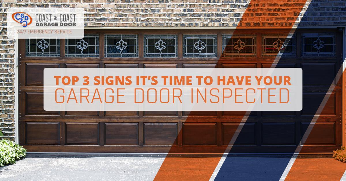 Garage Door Repair Top 3 Signs Its Time To Have Your Garage Door