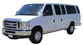 Take advantage of our limousine service!