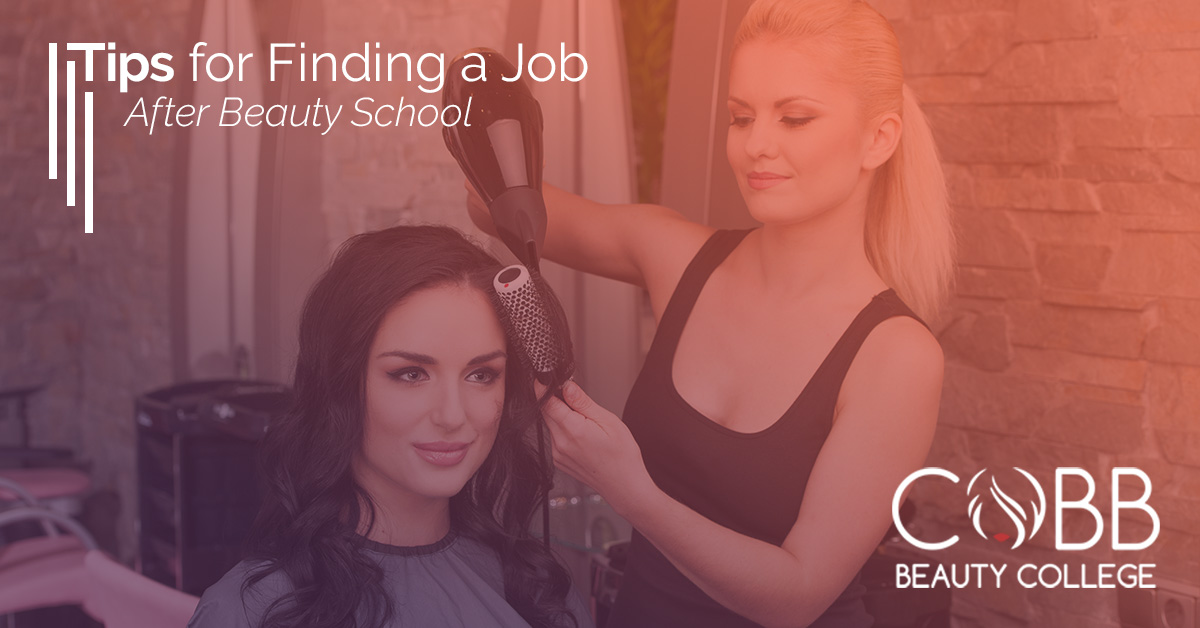 tips on finding a job
