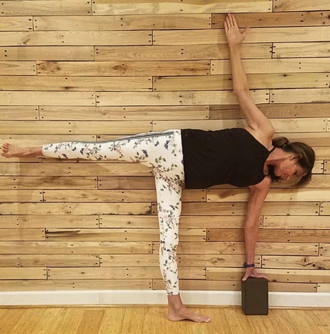 Marcia Gray yoga fitness instructor