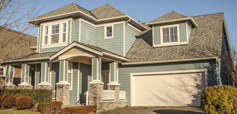 Exterior Residential House Painting