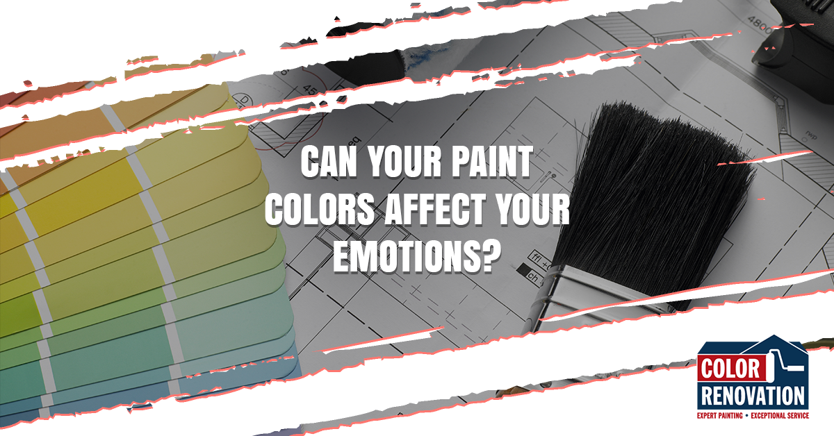Painters Cleveland Can Your Paint Colors Affect Your