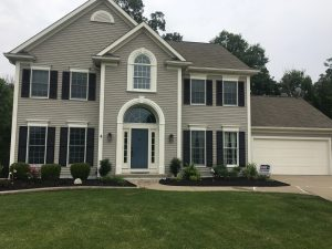 Residential Painting Contractors Brunswick Ohio House