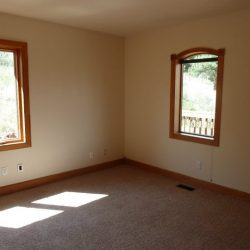 Bueaitufl corner room in an unwanted property that Northern Colorado home buyers purcahsed for an all cash offer