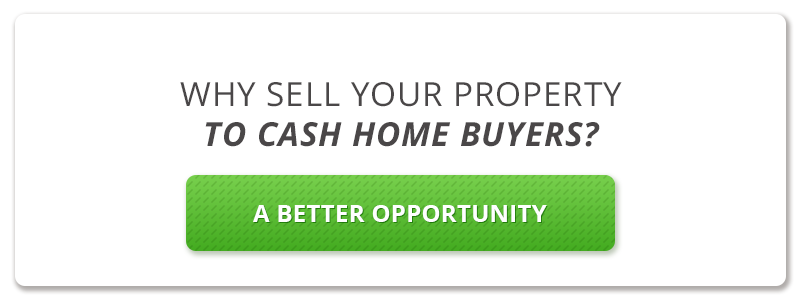Why Sell Your Property To Cash Home Buyers?