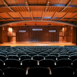 An empty performance theater - Colorado Pest Management