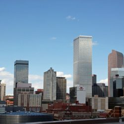 A rooftop view of downtown Denver - Colorado Pest Management