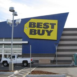 Best Buy Illuminated Sign Colorado