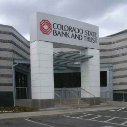 Sign maker Colorado Sign Systems