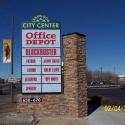 Shop signs Colorado