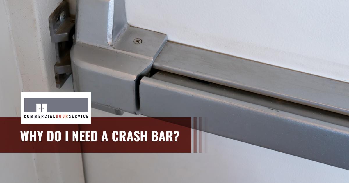 Commercial Door Repair Houston 5 Reasons You Need A Crash Bar