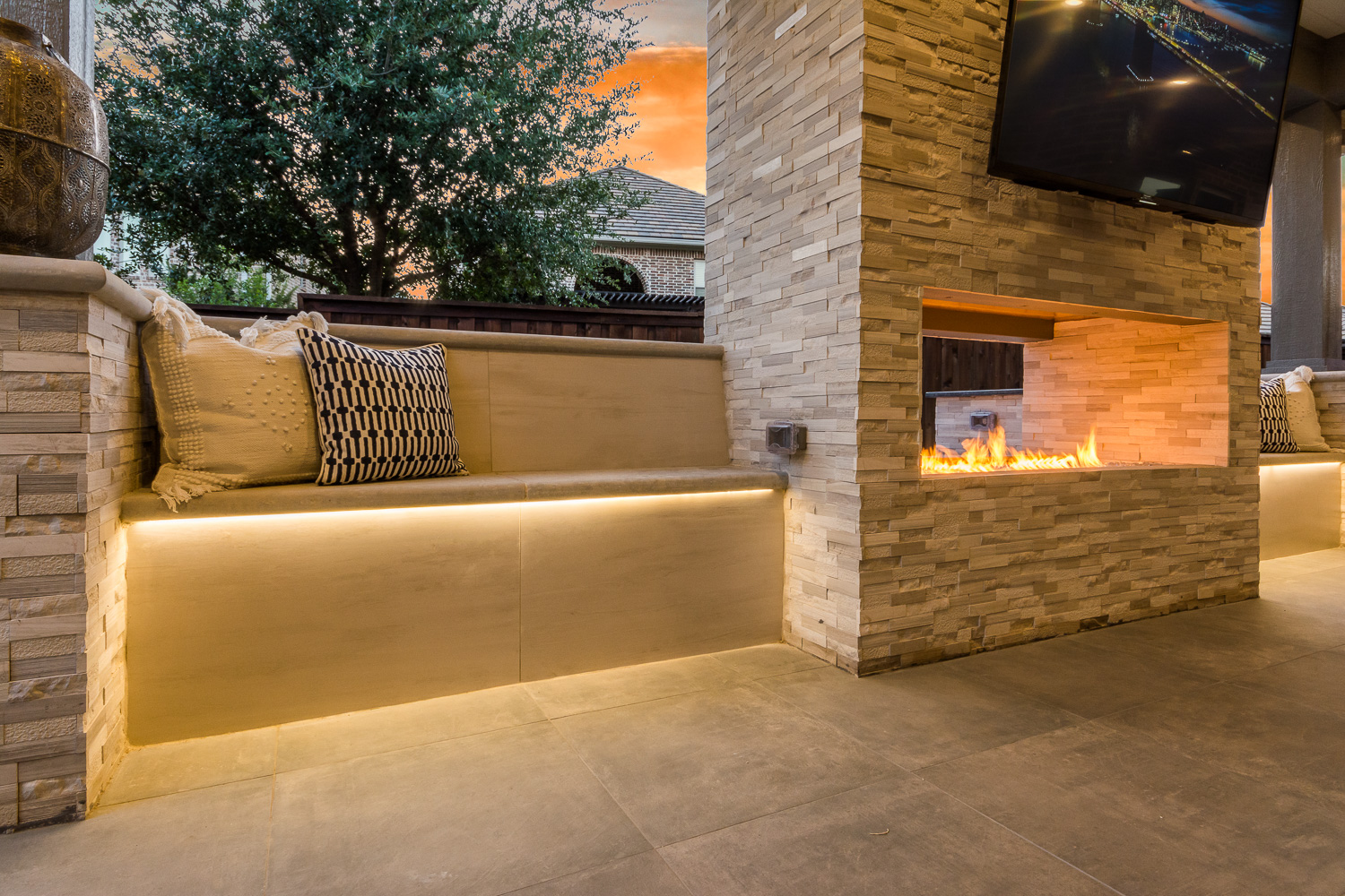 outdoor patio furniture by compass outdoor design dallas
