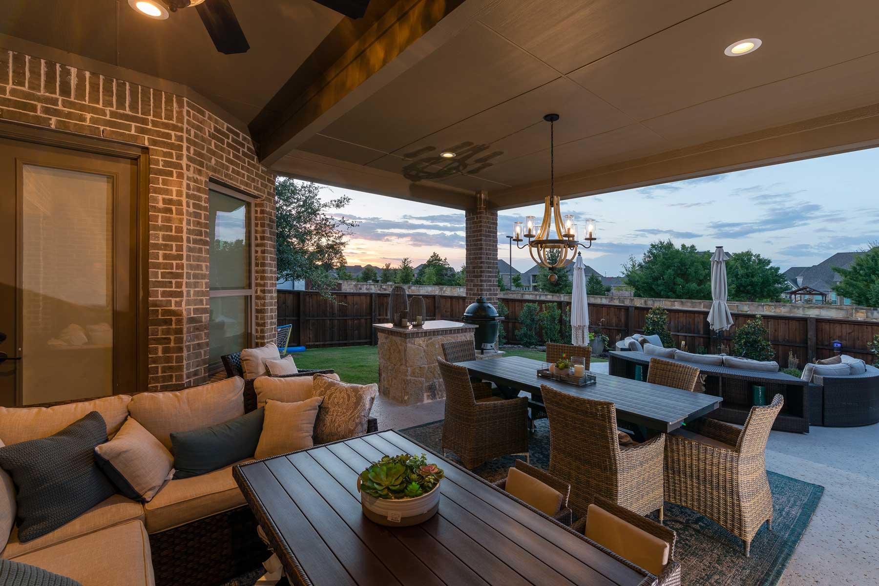 patio design services by compass outdoor design in dallas