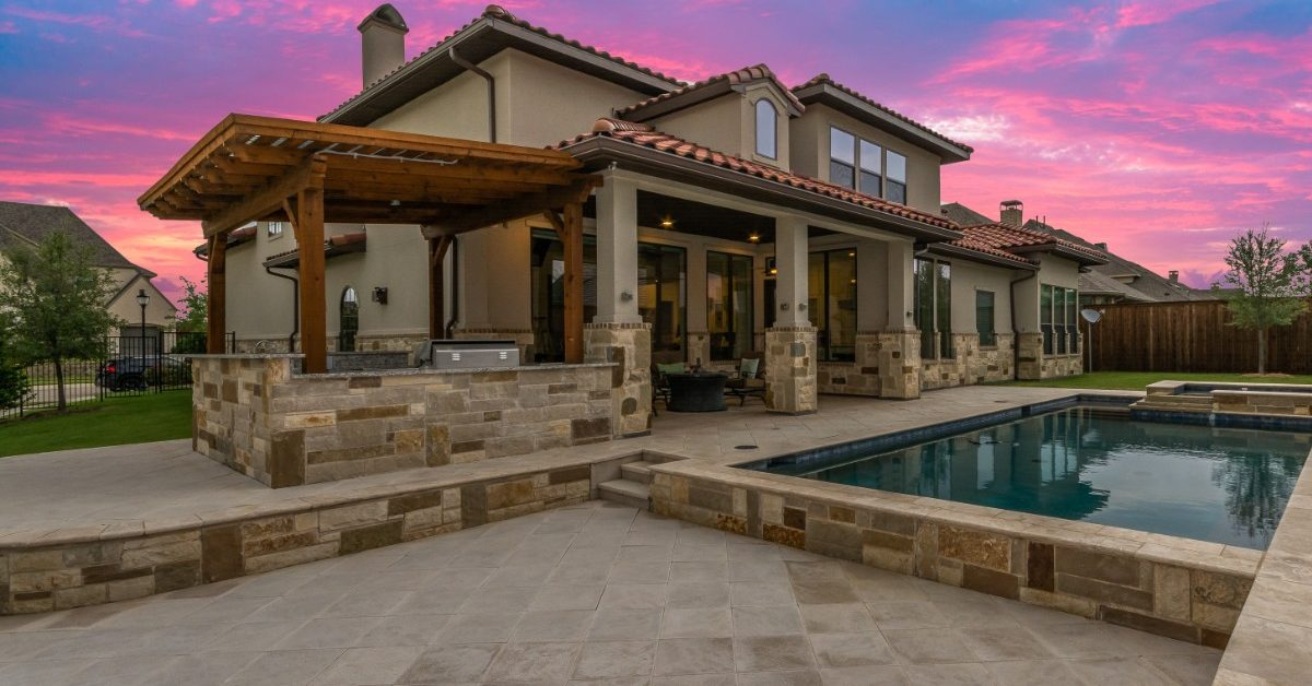 Dallas Patio Design Design Ideas For Your Covered Patio