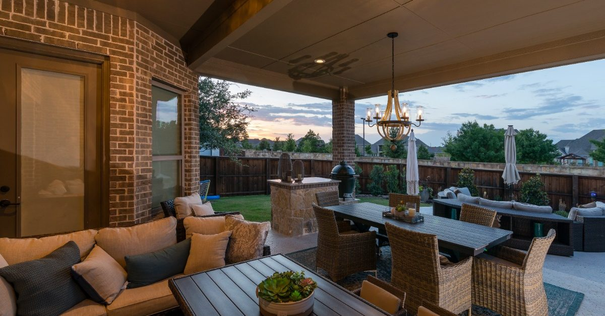 Dallas Patio Design Design Ideas For Your Covered Patio Part Ii