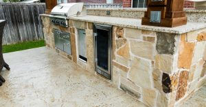 outdoor kitchen designs compass outdoor design dfw