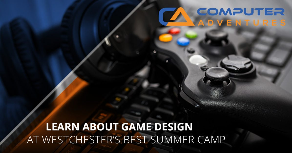 Computers For Kids Westchester Game Design Summer Camp Classes - Computer game design for kids