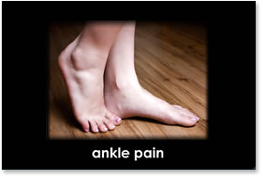 Ankle Pain - Treatment, Sports Doctor, Therapy