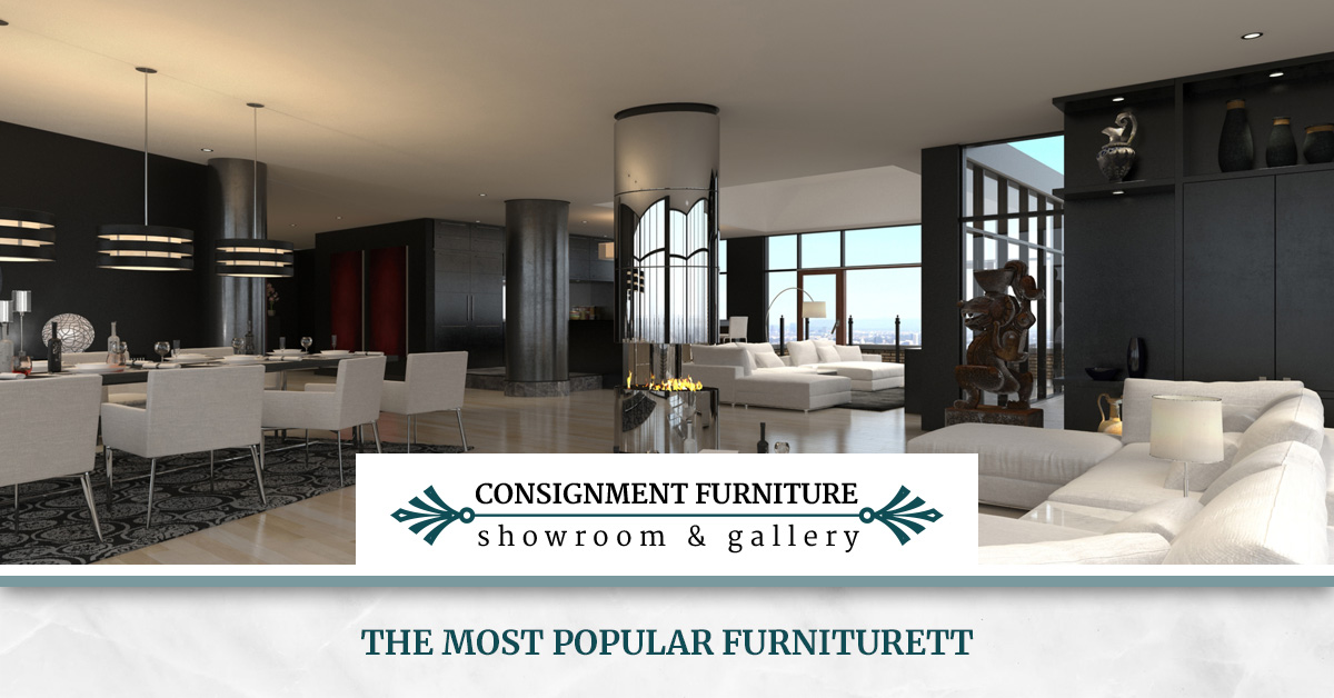 Furniture Consignment A Look At Some Of The Most Popular Furniture