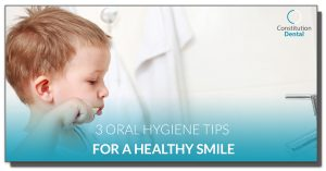 3 Oral Hygiene Tips