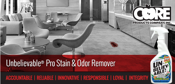 Unbelievable! Pro Stain and Odor Remover