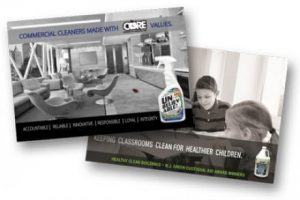 Core Products ad samples