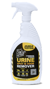 Unbelievable! Urine Spot and Odor Remover