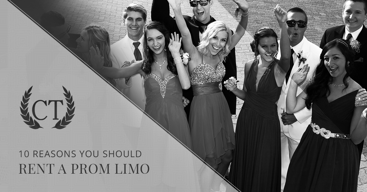Reasons to rent a prom limo