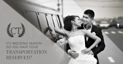 Wedding Limo Transportation Reservation