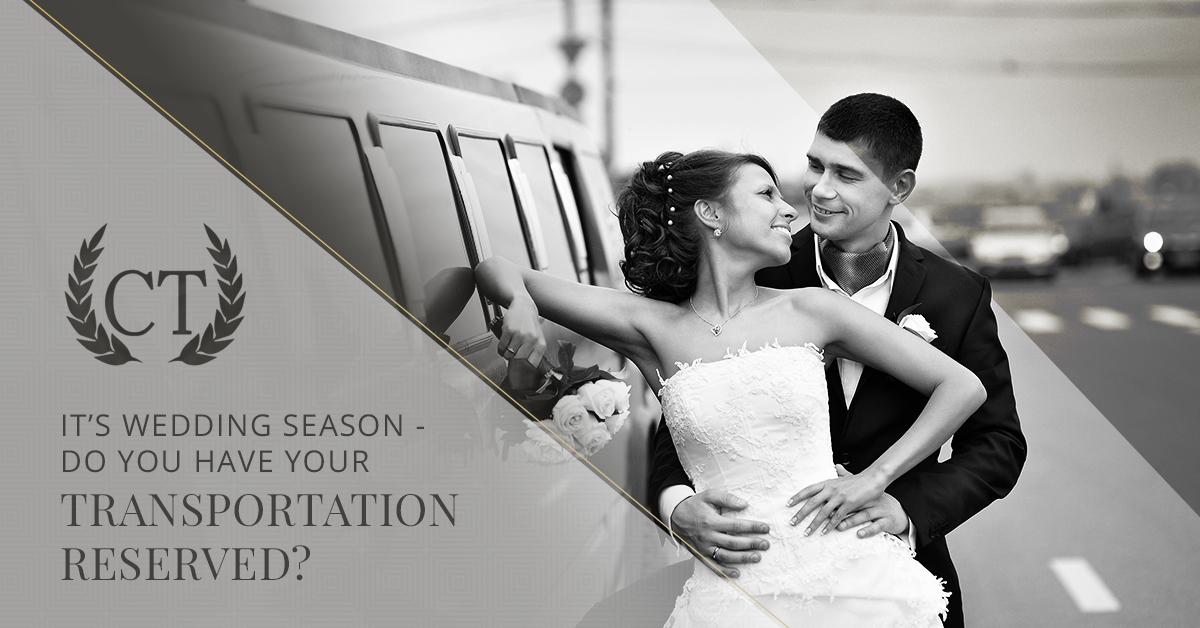 Wedding Limo Transportation Reservation