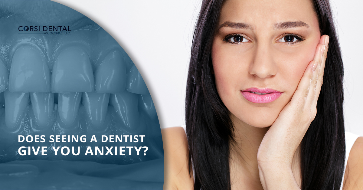 Does Seeing a Dentist Give You Anxiety
