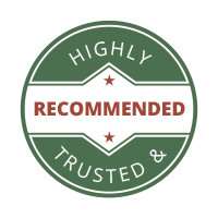 Highly Trusted and Recommended