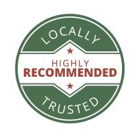 Locally Trusted Highly recommended