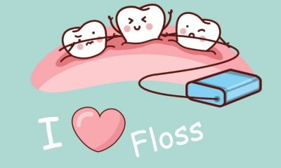 flossing