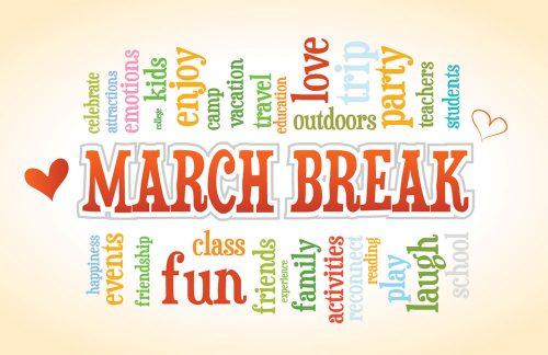 Image result for March break