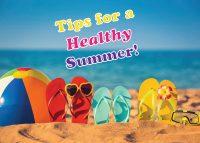 healthy summer
